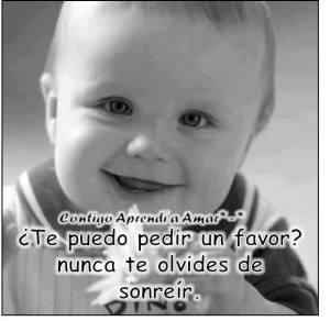 Nunca Te Olvides De Sonreir