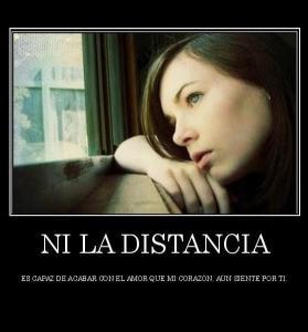 la-distancia