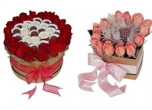 Flores para regalar el dia de los enamorados