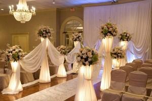decoracion para boda en iglesia