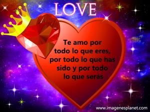 frase de amor