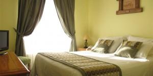 Habitacion relajante para parejas