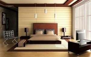 habitacion estilo contemporaneo para parejas