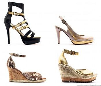 Zandalias de moda