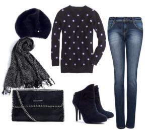 outfits de invierno para señorita