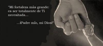 Padre mi dios mio