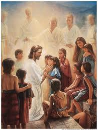 Jesus con los niños