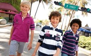 moda primavera-verano para niños