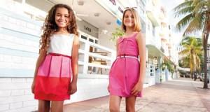 jovencitas luciendo vestidos de primavera-verano