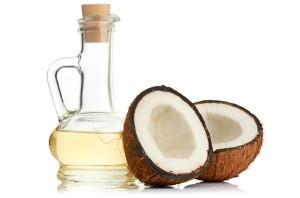 beber dos cucharadas de aceite de coco para  las infecciones urinarias