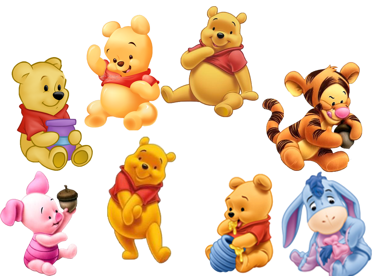 imágenes de winnie pooh bebe  descargar imágenes gratis