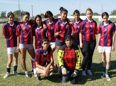 club san lorenzo futbol femenino